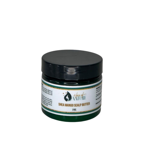 SheaMango Scalp Butter 2oz