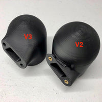 Right Hand Drive - MK7/7.5 GTI & Golf R V3 Single Gauge Pod (52mm)- 2015+