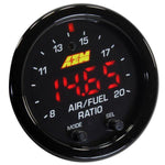 AEM X series 30-0300 GTI GLI AFR gauge Air Fuel Ratio mk7 mk6 mk5 mk4 Jetta Golf R