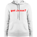'got Jesus?' Sport-Tek 9 oz. 65%/35% ring spun combed cotton/poly