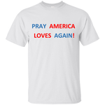 PRAY AMERICA LOVES AGAIN!
