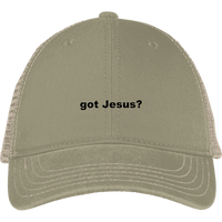 'got Jesus?' District Mesh Back Cap