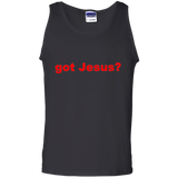 'got Jesus?' Gildan 100% cotton Tank