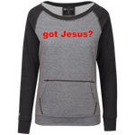 'got Jesus?' Holloway Front Pouch Sweatshirt