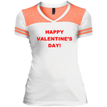 'Happy Valentine's Day', District, Lightweight Microburn Tee