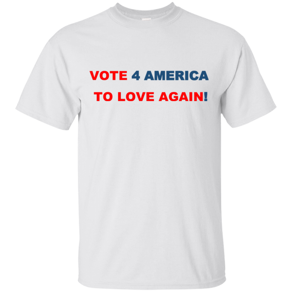 VOTE 4 AMERICA TO LOVE AGAIN!