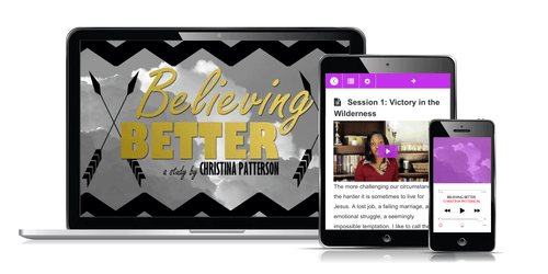 Believing Better Digital Download + Study Guide