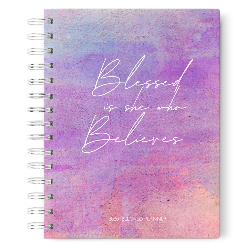 The 2020 Beloved Planner