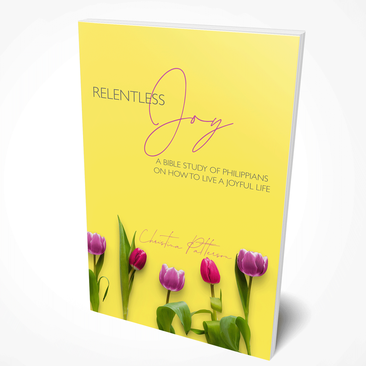 Relentless Joy Bible Study Book