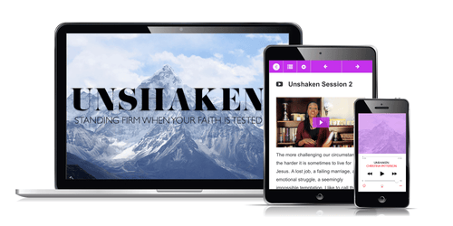Unshaken Digital Download