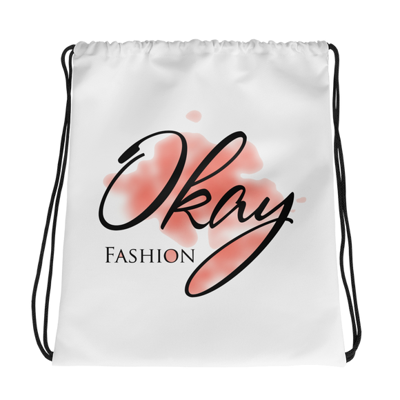 Okay Drawstring bag