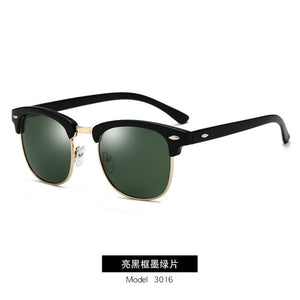 Polarized Sunglasses Men Women Brand Design Eye Sun Glasses