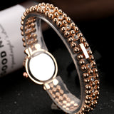 Ladies Rhinestone Bling Watch