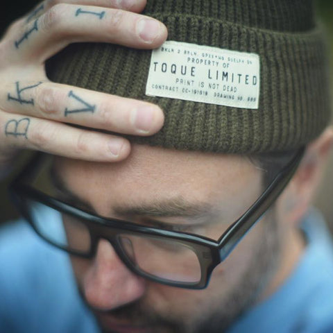 Pre-Order TOQUE Beanies - Pre-order closed