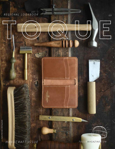 Back Issue: TOQUE 9 - The Handcraft Issue