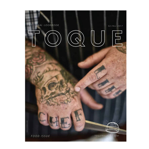 Back Issue: Toque 2