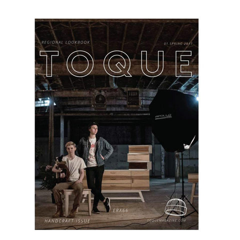 Back Issue: Toque 1