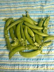 SUGAR SNAP PEAS (1/4 lb)