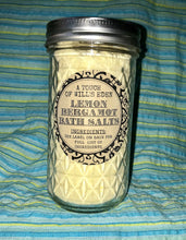 BATH SOAK:  LEMON BERGAMOT (3 sizes)