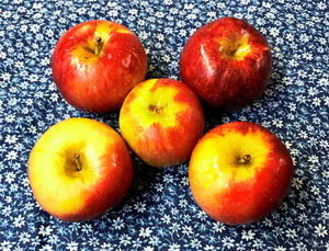 CRIMSON CRISP APPLES