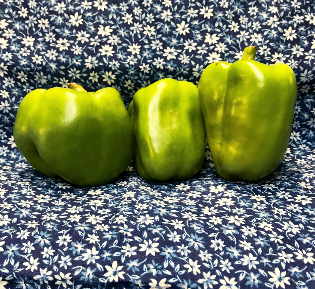 PEPPERS, SWEET:  BELL (1/2 LB)