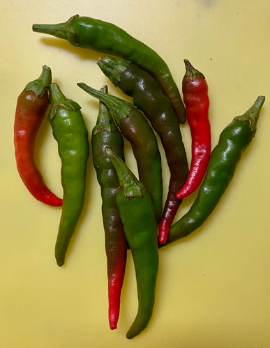 PEPPERS, HOT:  CAYENNE (1oz)