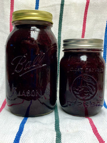 PIE FILLING:  BLUEBERRY HARVEST (2 Sizes)