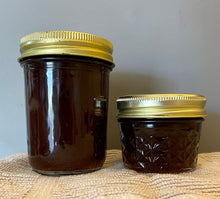 WILD ROSE HIP & PERSIMMON JELLY