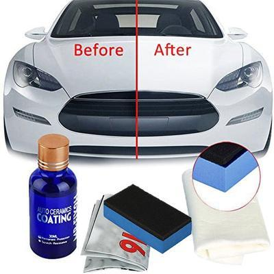 Super Ceramic Car Coating Oaknuggit