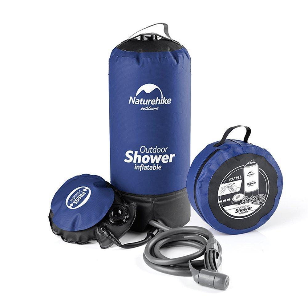 Outdoor Inflatable Pressure Shower