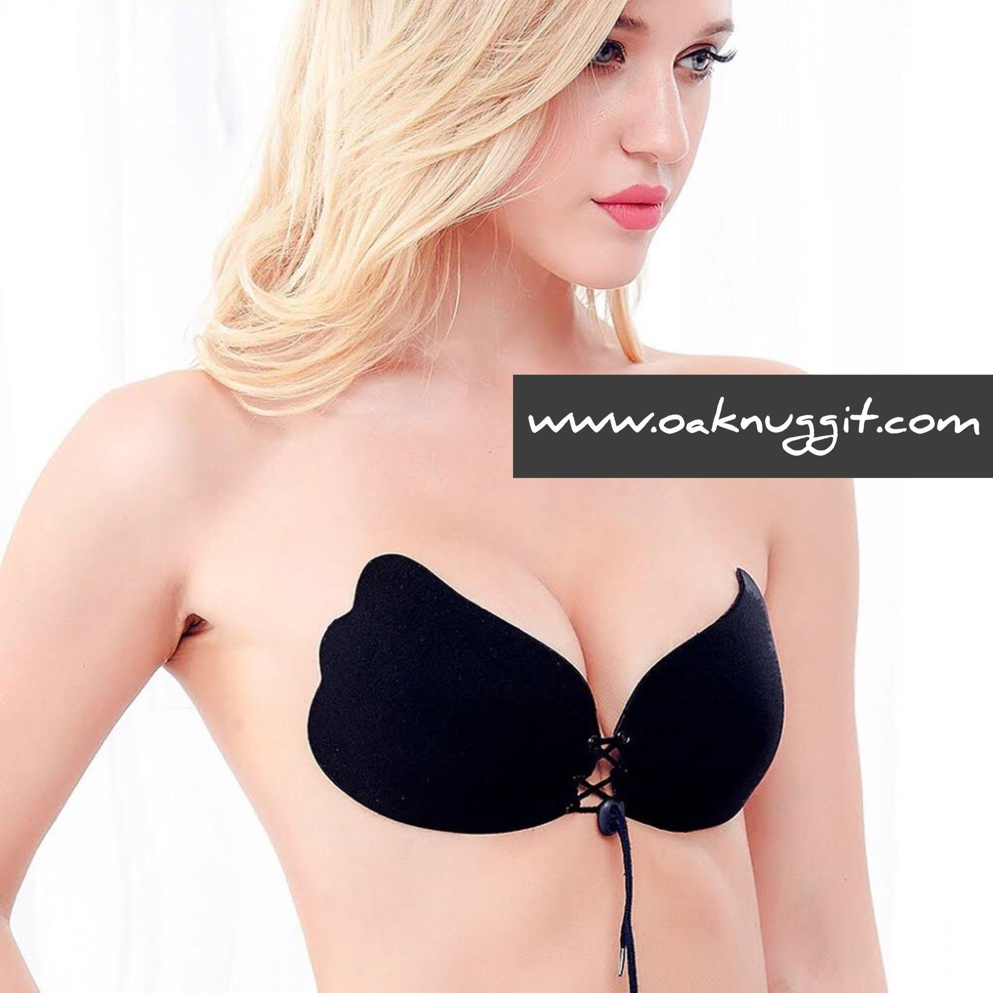 FANTASTIC STRAPLESS & BACKLESS INVISIBLE PUSH UP BRA