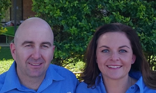 Garry Carroll and Lorelle McCulloch, Restore Solutions, Australia