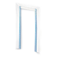 Curtain-Wall Curtain-Door Kit Replacement Panel