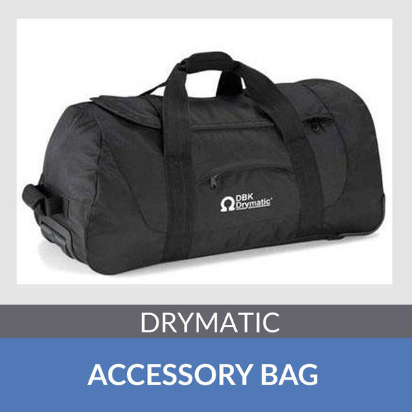Drymatic Accessory Wheelie Bag