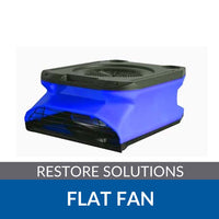 Flat Fan by Restore Solutions