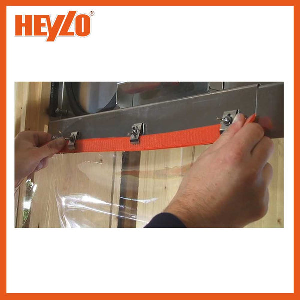 Heylo Heywall DCD-3.0 PVC sheet to suit up to 1130mm