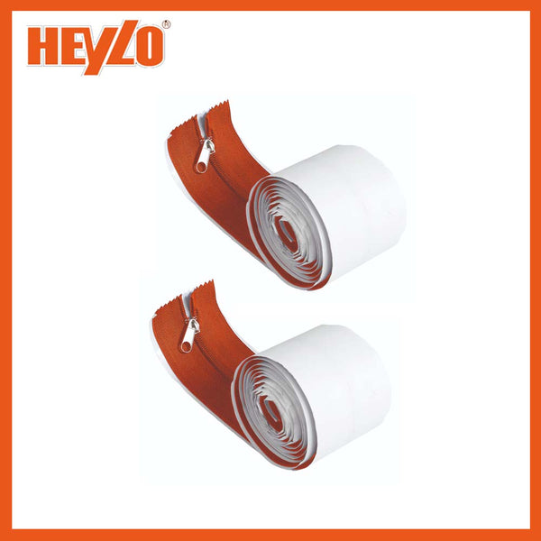 Heylo Self-adhesive Zippers
