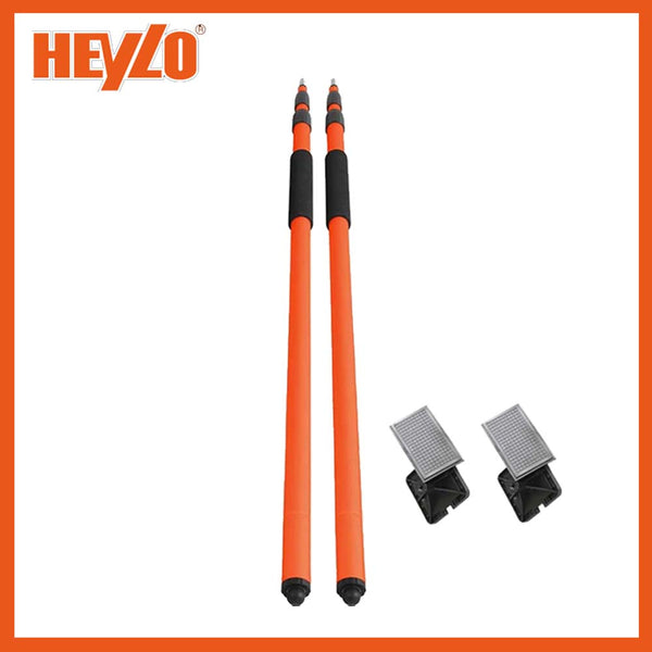 Heylo Extension System Bars incl. Head Plates