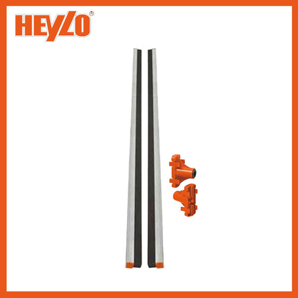 Heylo Sealing Rails incl. Ceiling Clips