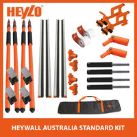 HeyLo HeyWall Standard Dust Barrier Kit