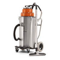 Husqvarna W 70 P Wet Slurry and Vacuum Extractor