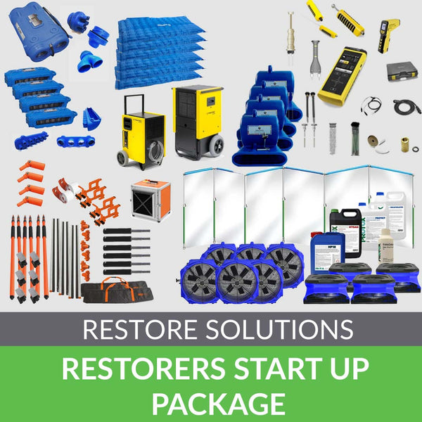 Restorers Start Up Package