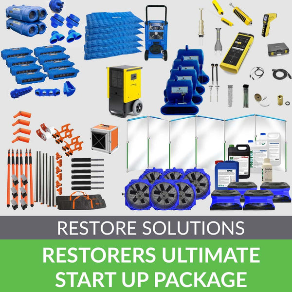 Restorers Ultimate Package