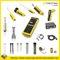Trotec T3000 Moisture Detection Expert Kit