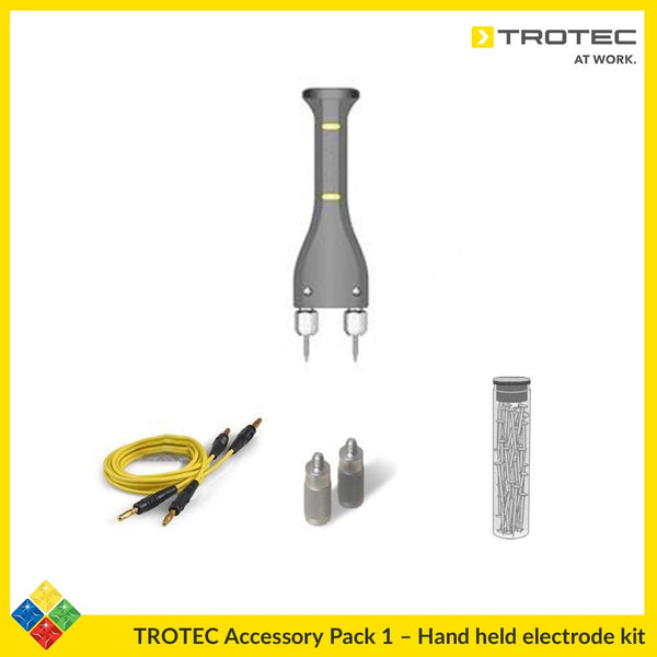 TROTEC Hand Held Probe Electrode Pack