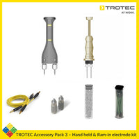 TROTEC Hand Held  & Ram-In Probe Electrode Kit
