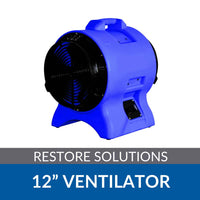 12 inch Ventilator by Restore Solutions