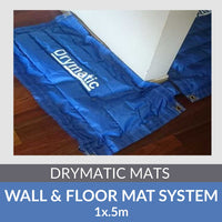 Drymatic 1m x 0.5m Wall and Floor Mat