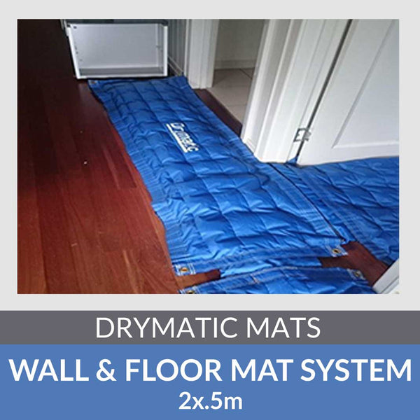 Drymatic 2m x 0.5m Wall and Floor Mat