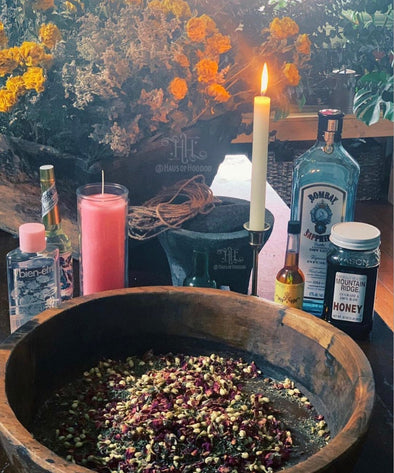 High Vibration Ritual Bath